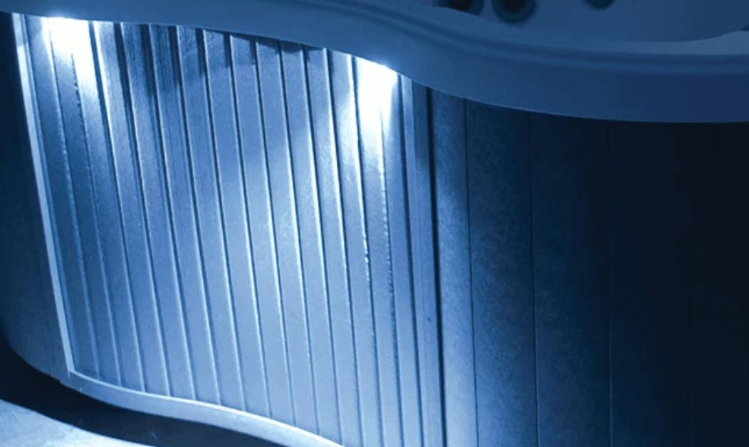D1 exterior lights