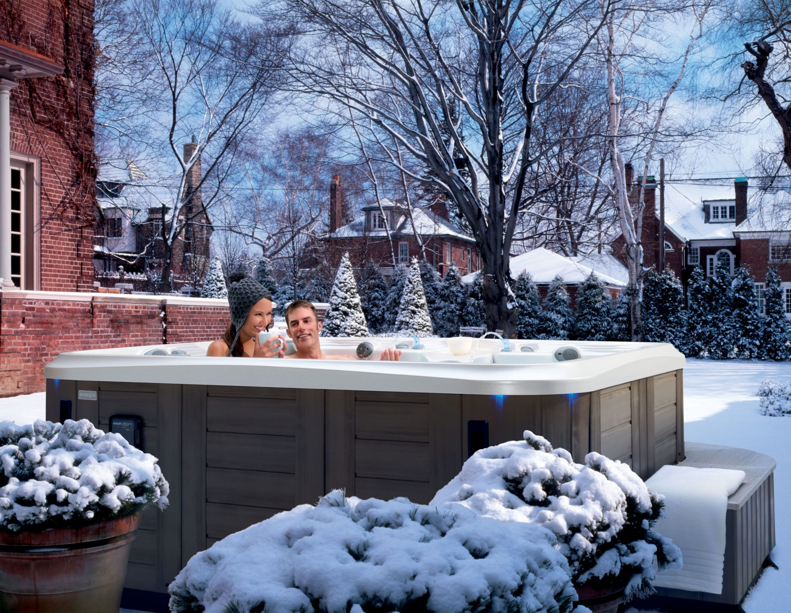 Spice Up Your Date Night with a Hot Tub