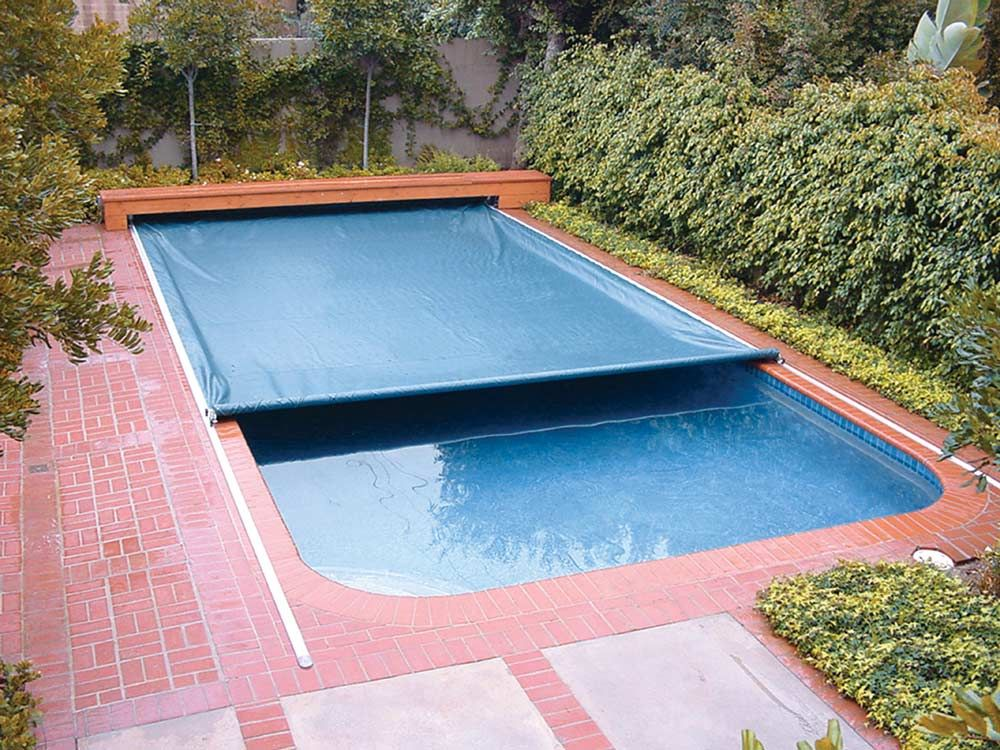 Caring for Your Pool Cover This Winter — Aqua Pools Online