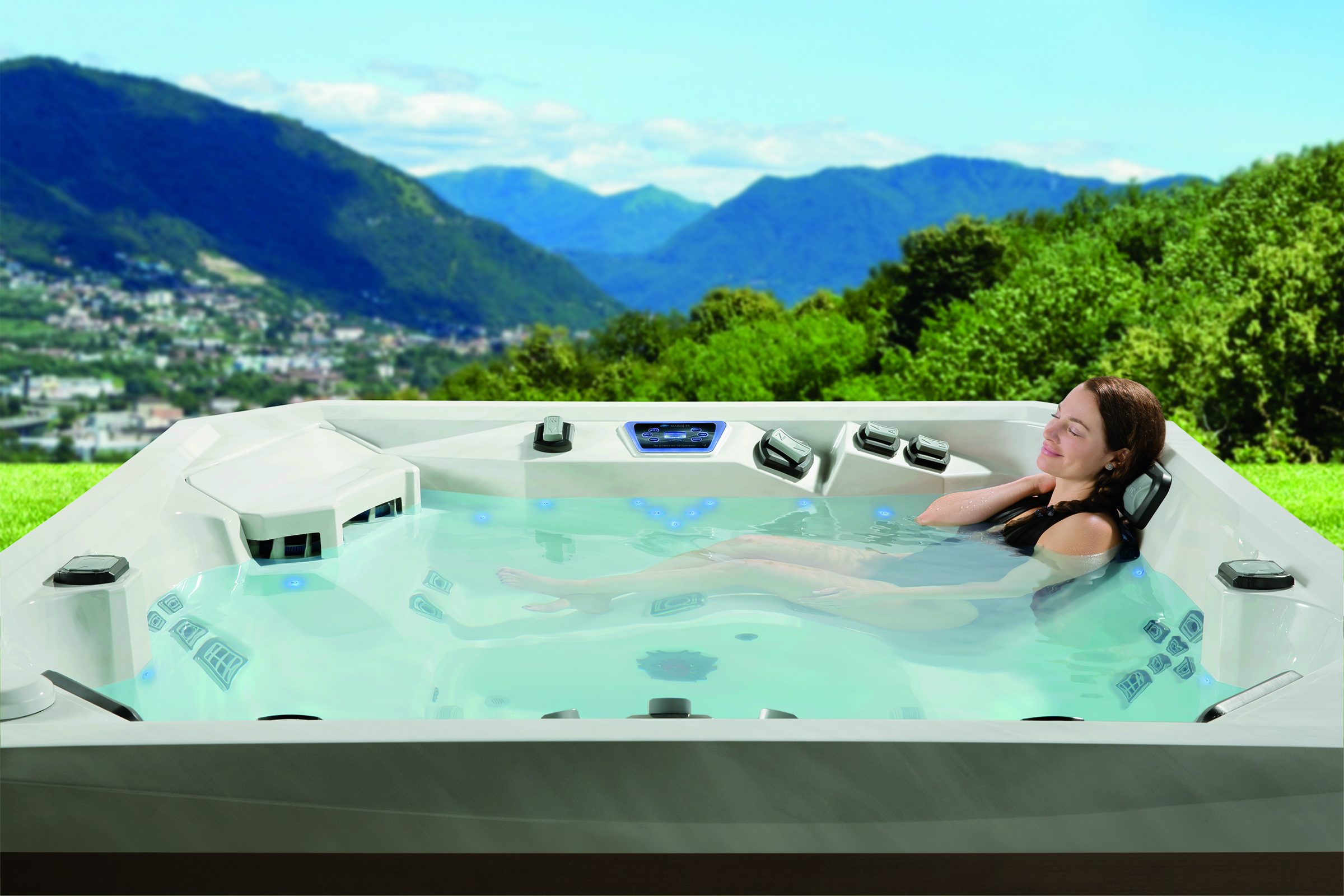 spring cleaning, don't forget your hot tub!