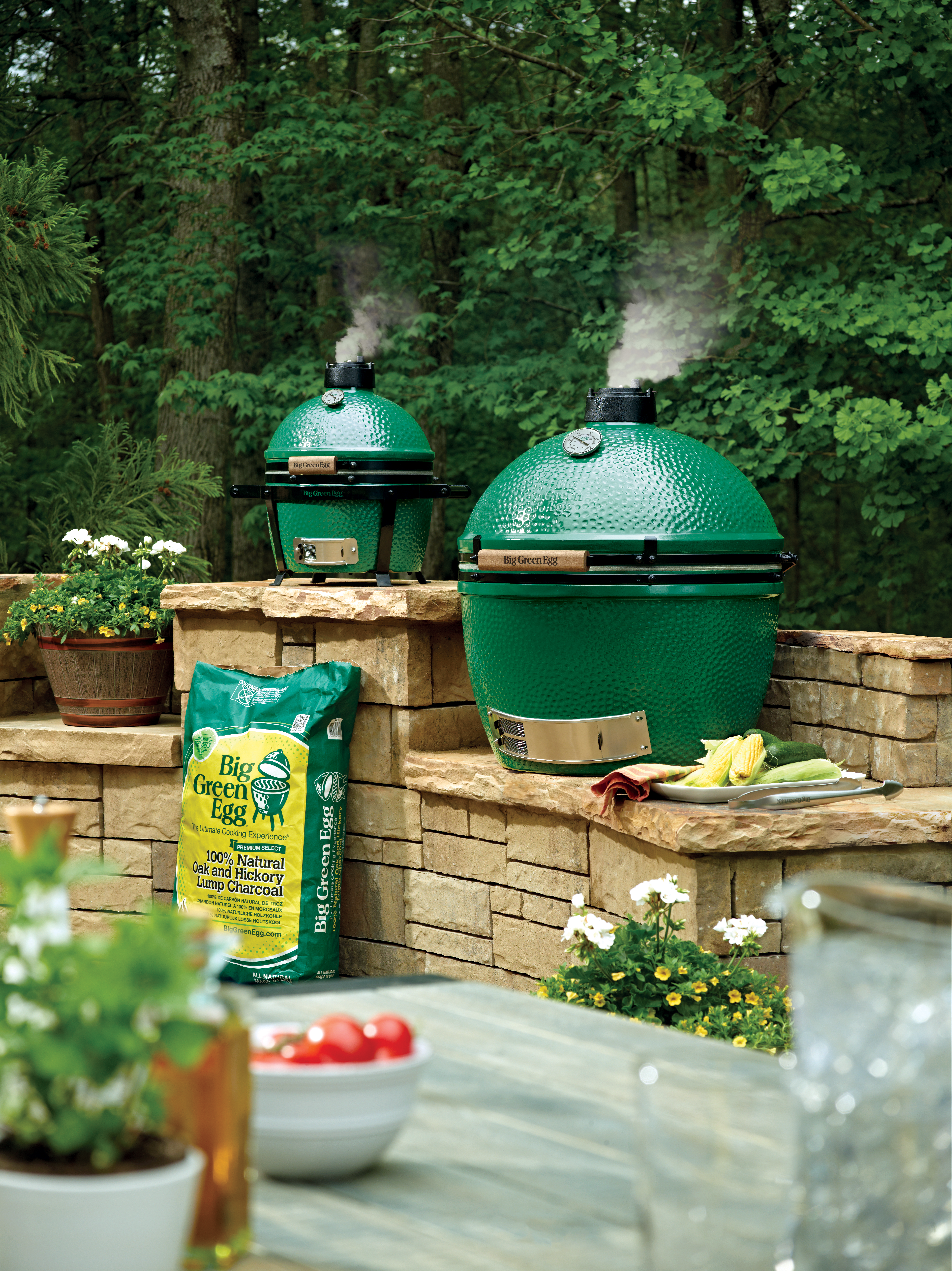 Host a cookout to get to know your new neighbors